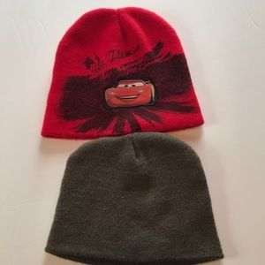 Other - Two boys beanie hats